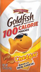 Pepperidge Farm Goldfish Crackers 100 Calorie Pouch