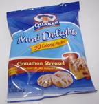 Quaker Cinnamon Streusel