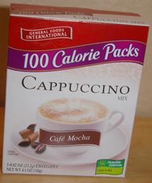100 calorie mocha