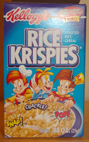 90 calorie Rice Krispies
