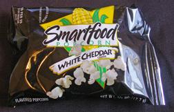 100 calorie Smartfood popcorn